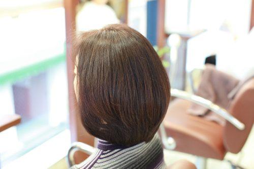 髪 傷み 美髪 ツヤ髪 ツヤツヤ 新宿区 上落合 美容室 美容院 スタイリング 楽