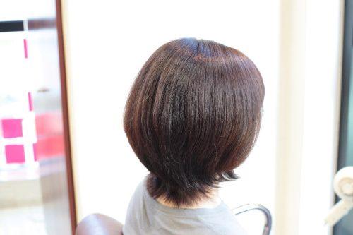 難しい髪質 骨格 広がる髪 新宿区 上落合 中井駅 美容院 美容室 デュース 電子トリートメント