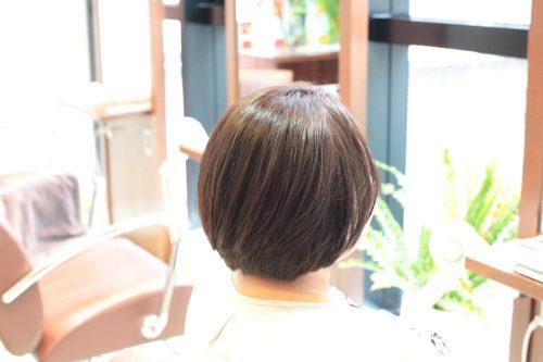 新宿区 上落合 中井駅 美容院 美容室 デュース 電子トリートメント