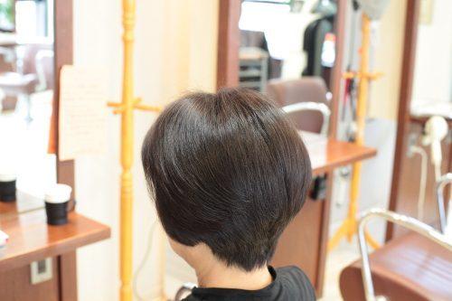 新宿区 上落合 中井駅 美容院 美容室 デュース 電子トリートメント ホームケア ツヤ髪
