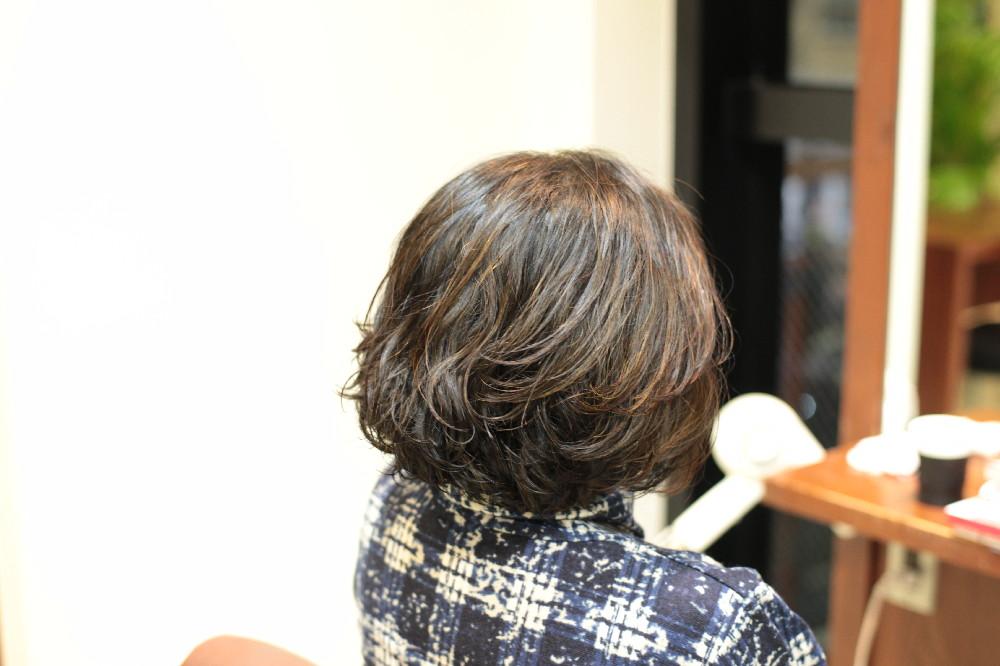 新宿区 上落合 中井駅 美容院 美容室 デュース 電子トリートメント マダム