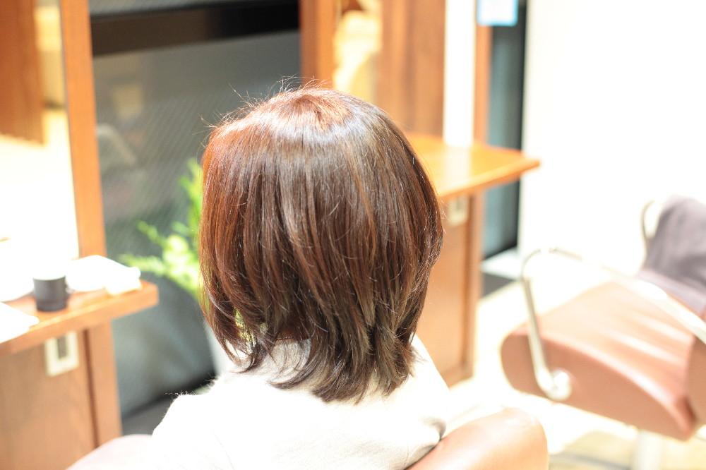 新宿区 上落合 中井駅 美容院 美容室 デュース 電子トリートメント カラーリング