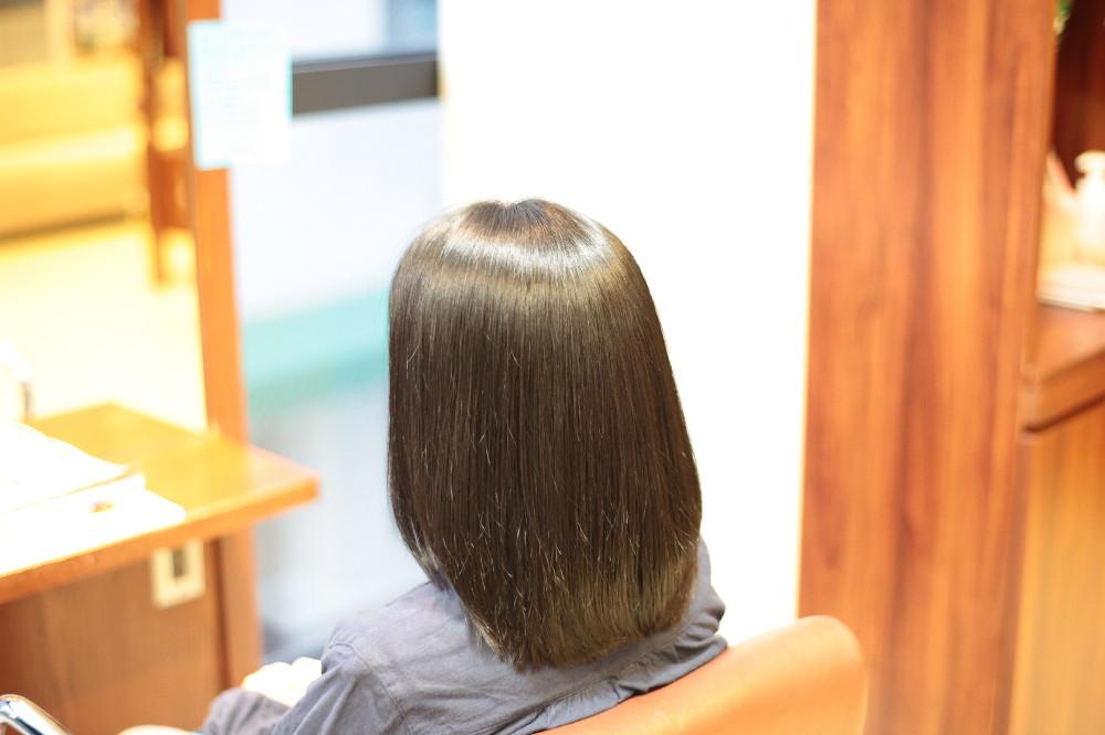 新宿区 上落合 中井駅 美容院 美容室 デュース 電子トリートメント HairSalon D's