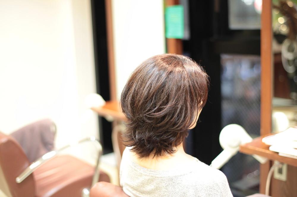 新宿区 上落合 中井駅 美容院 美容室 デュース 電子トリートメント HairSalon D's  縮毛矯正