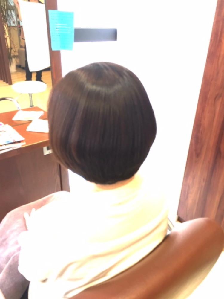 新宿区 上落合 中井駅 美容院 美容室 デュース 電子トリートメント HairSalon D's  髪 傷み 美髪 ツヤ髪 ツヤツヤ 縮毛矯正