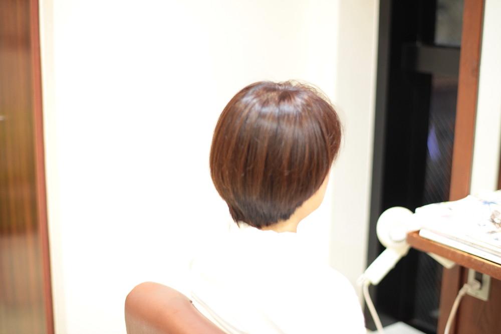 新宿区 上落合 中井駅 美容院 美容室 デュース 電子トリートメント HairSalon D's  髪 傷み 美髪 ツヤ髪 ツヤツヤ 直毛