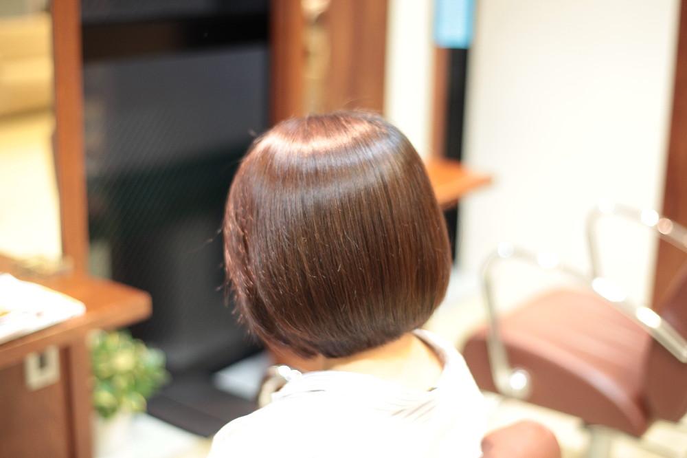 新宿区 上落合 中井駅 美容院 美容室 デュース 電子トリートメント HairSalon D's  髪 傷み 美髪 ツヤ髪 ツヤツヤ 量が多い