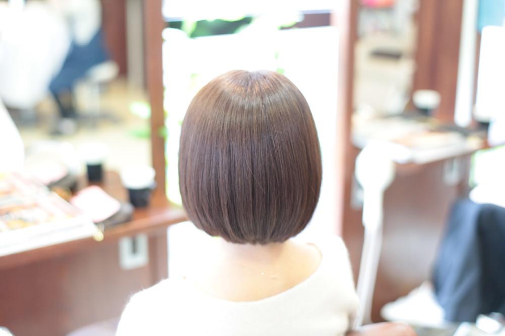 新宿区 上落合 中井駅 美容院 美容室 デュース 電子トリートメント HairSalon D's  髪 傷み 美髪 ツヤ髪 ツヤツヤ