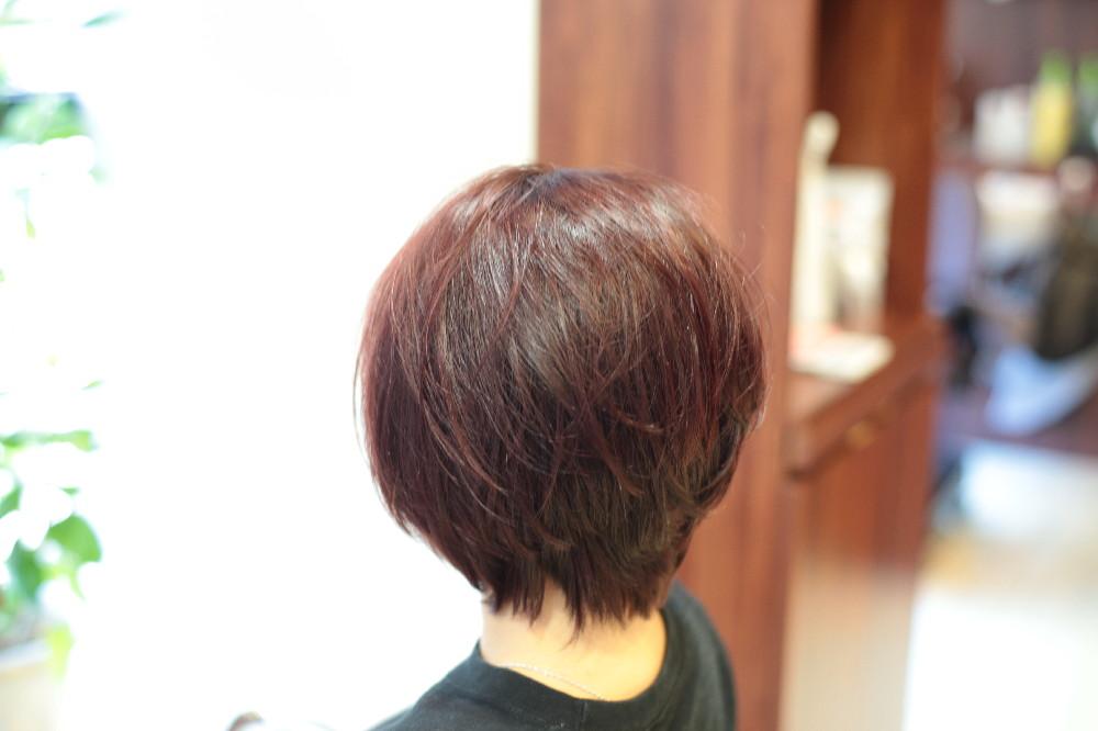 新宿区 上落合 中井駅 美容院 美容室 デュース  トリートメント    髪 傷み 美髪 ツヤ髪 ツヤツヤ 艶