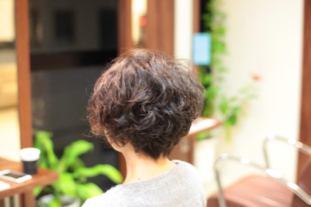新宿区 上落合 中井駅 美容院 美容室 デュース  トリートメント    髪 傷み 美髪 ツヤ髪 柔らか カール