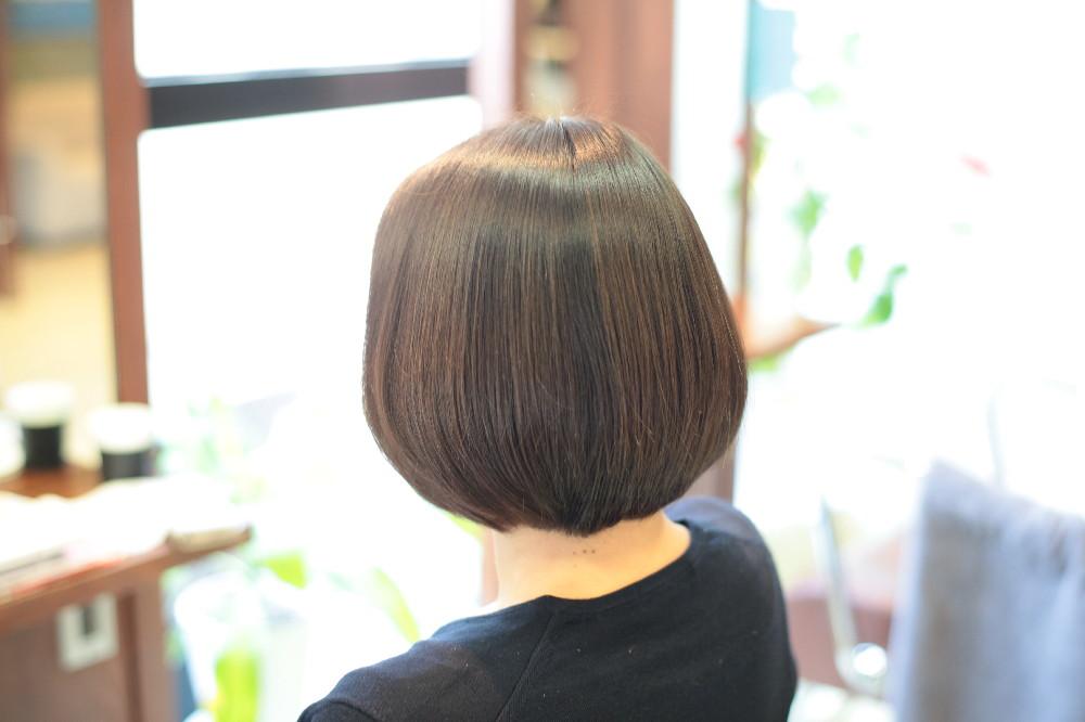 新宿区 上落合 中井駅 美容院 美容室 デュース  トリートメント    髪 傷み 美髪 ツヤ髪 ツヤツヤ