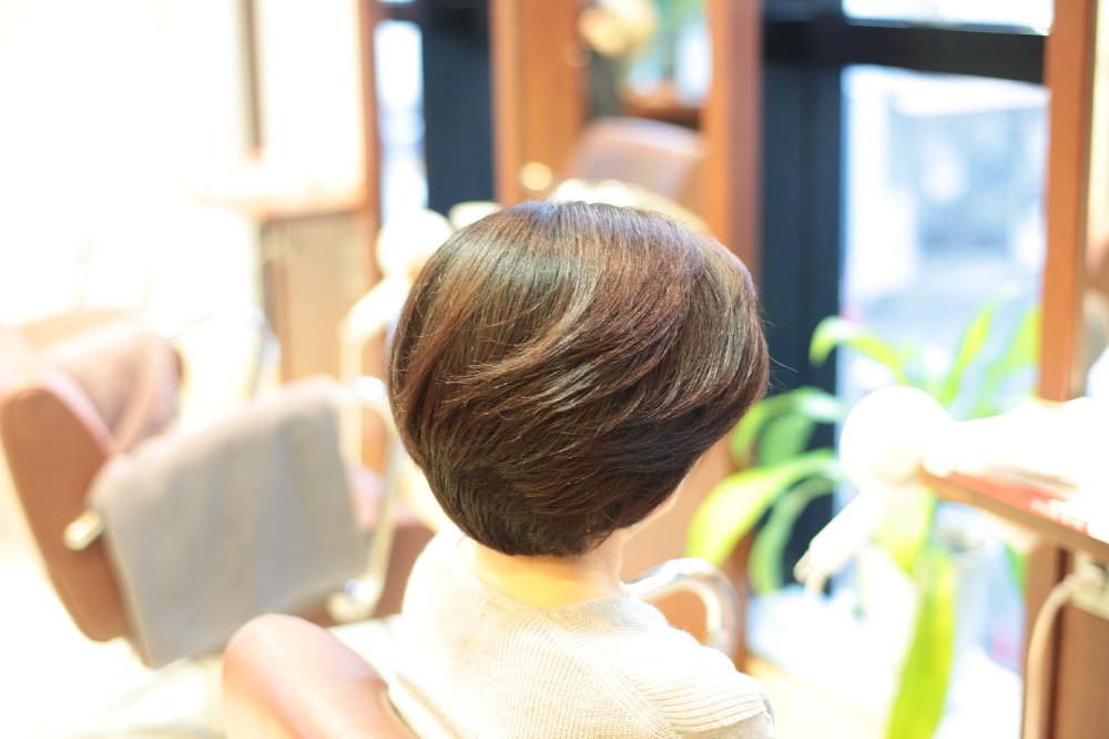 新宿区 上落合 中井駅 美容院 美容室 デュース  トリートメント    髪 傷み 美髪 ツヤ髪 ツヤツヤ 収まりの良い髪型