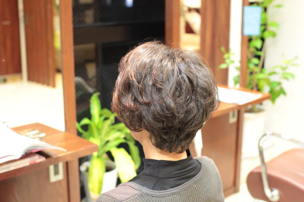 新宿区 上落合 中井駅 美容院 美容室 デュース  トリートメント    髪 傷み 美髪 ツヤ髪 ツヤツヤ 艶 エアーウェーブ