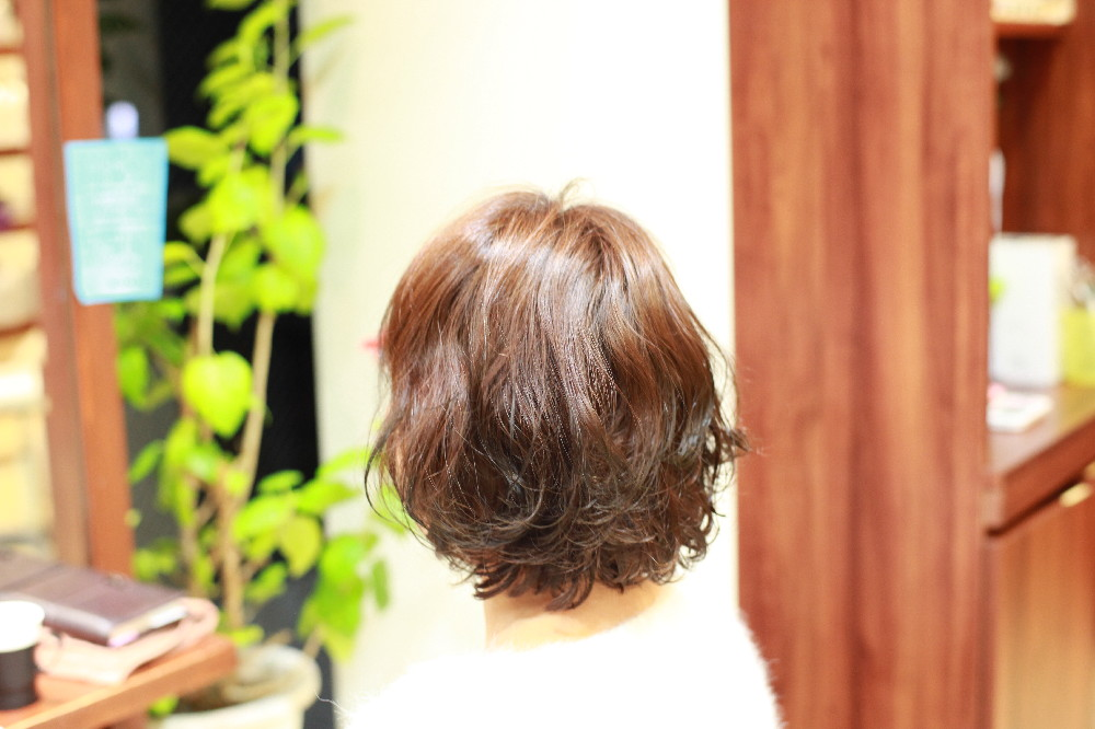新宿区 上落合 中井駅 美容院 美容室 デュース  電子トリートメント    髪 傷み 美髪 ツヤ髪 ツヤツヤ 縮毛矯正 デジタルパーマ