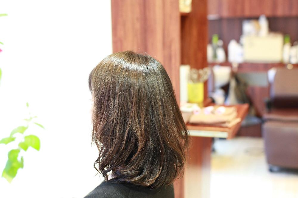 新宿区 上落合 中井駅 美容院 美容室 デュース  電子トリートメント    髪 傷み 美髪 ツヤ髪 ツヤツヤ デジタルパーマ