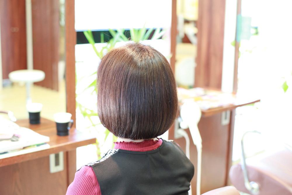 新宿区 上落合 中井駅 美容院 美容室 デュース  電子トリートメント    髪 傷み 美髪 ツヤ髪