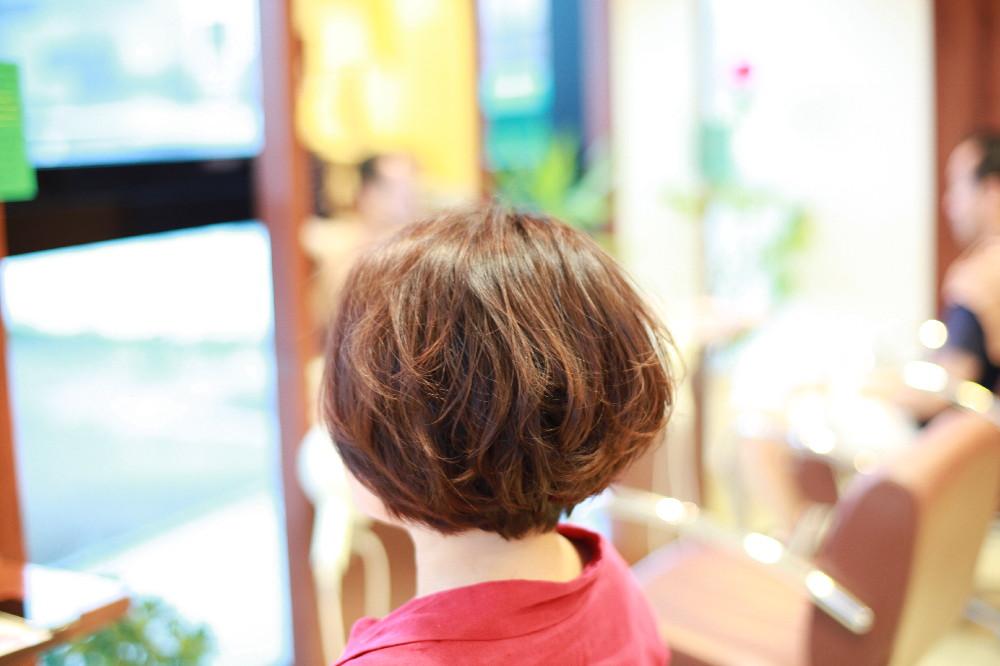 新宿区 上落合 中井駅 美容院 美容室 デュース  電子トリートメント   デジタルパーマ